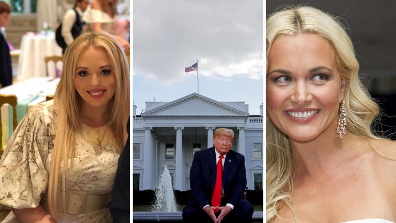 Otkriven skandal iz Bijele kuće: 'Kći i snaha Donalda Trumpa bile su u vezi s tajnim agentima'