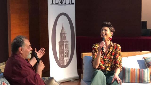 Blanka ugostila Pervana: 'Mi vjerujemo u Boga koji je ljubav'