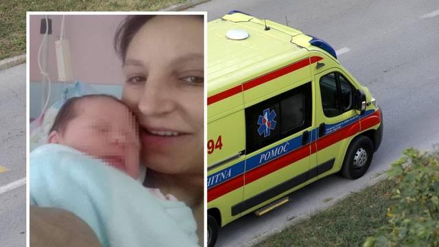 Bebi se žurilo: 'Ja sam mala Larisa i rodila sam se u Hitnoj'