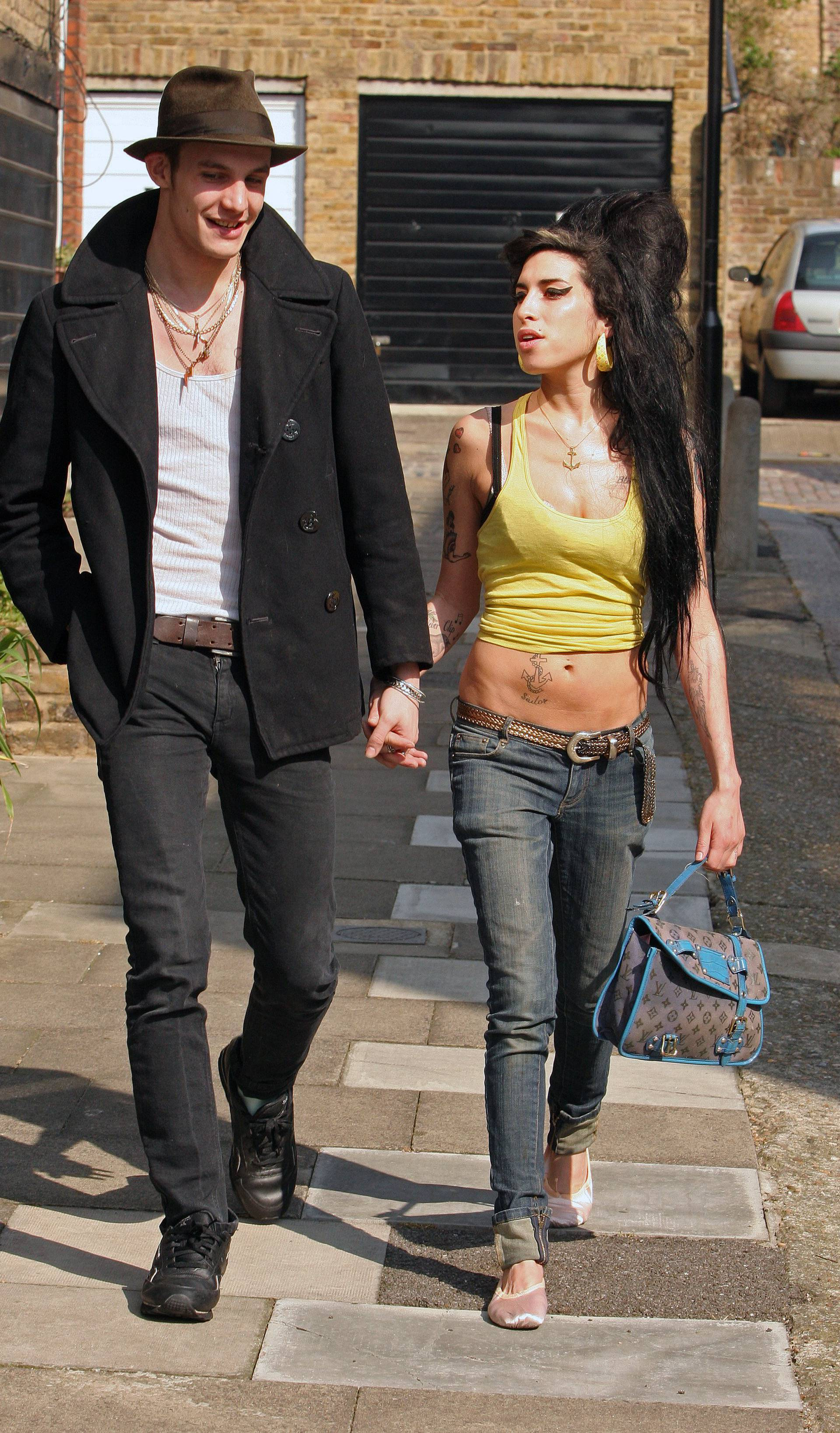 Amy Winehouse Stock Pictures