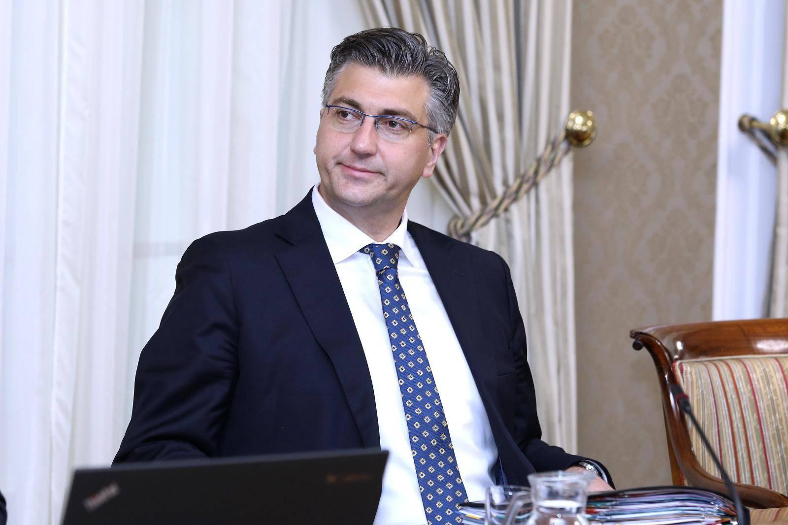 Zagreb: Vlada raspravljala o godišnjem izvješću o obrani za 2018. godinu