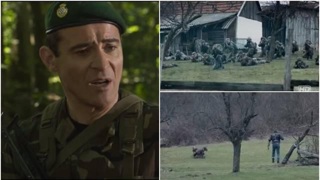 Opet sprdaju 'Generala': Ratna scena bolja od 'Krv nije voda'