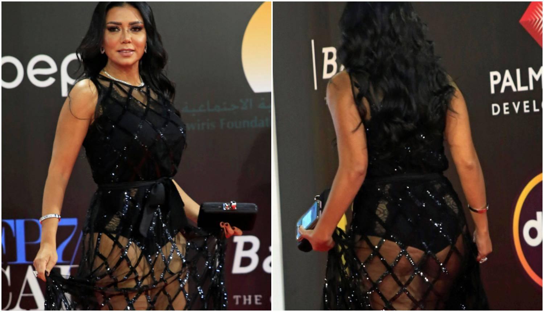 Egipatska glumica mogla bi završiti u zatvoru zbog haljine
