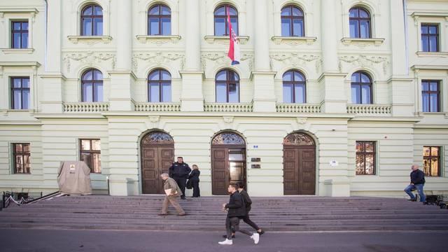 Osijek: Svečano otvorenje novouređene zgrade Županijskog suda