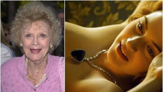 Stare Rose iz Titanica nema već 10 godina, svi se sjećaju ogrlice