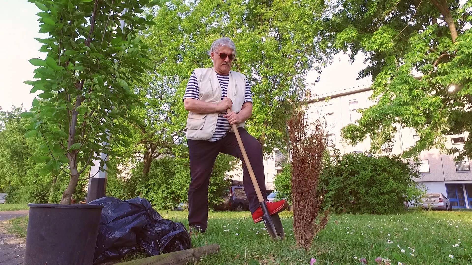 'Snimio sam dokumentarac o čovjeku koji sadi stabla 35 god'