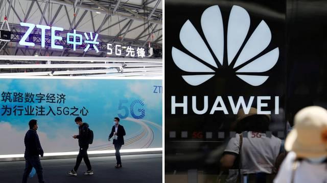 SAD: Ovo je pet kineskih tvrtki koje predstavljaju prijetnju našoj nacionalnoj sigurnosti