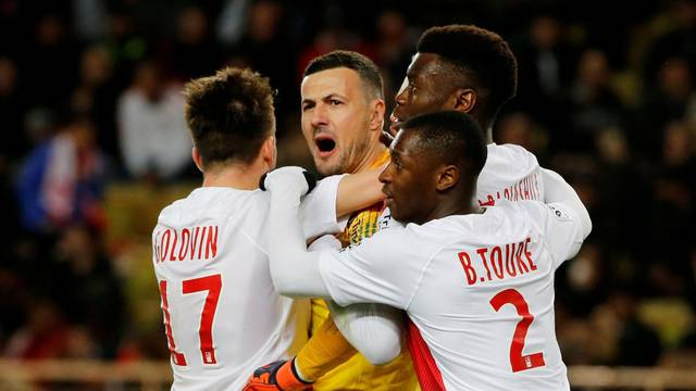Ligue 1 - AS Monaco v Olympique Lyonnais