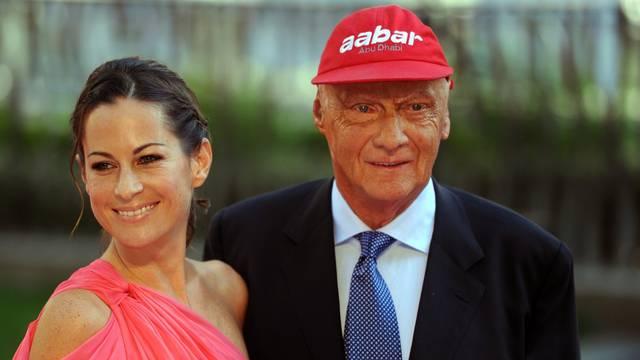Niki Lauda File Photo