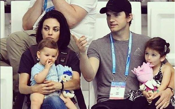 Kutcher: Moja djeca neće ništa naslijediti, darovat ćemo novac
