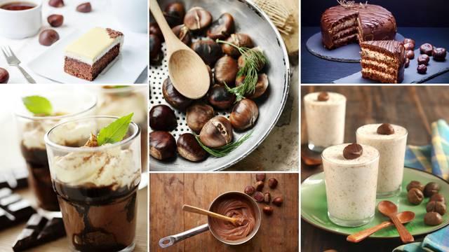 Kesteni: 15 jesenskih recepata: čokoladni mousse, rižot, juha...