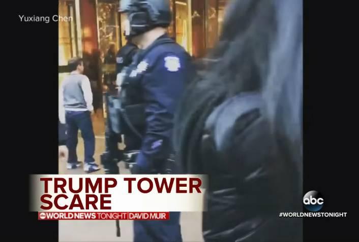 Evakuirali su toranj Donalda Trumpa zbog  - dječjih igračaka