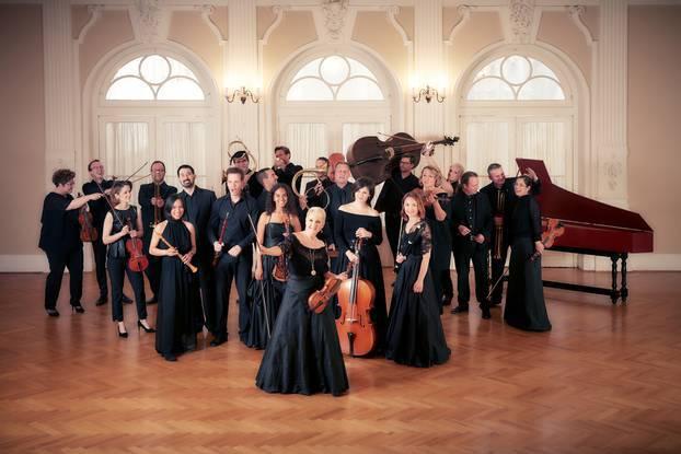 Barokni ansambl stiže u HGZ...