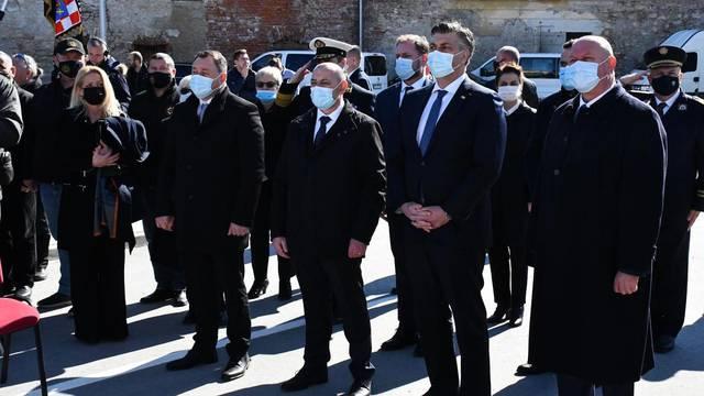 Pakrac: Premijer Plenković sudjelovao na obilježavanju 30. godišnjice početka Domovinskog rata