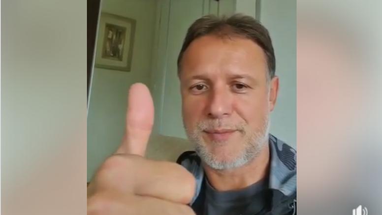 Gordan Jandroković snimio je video: 'Dosta dobro se osjećam'