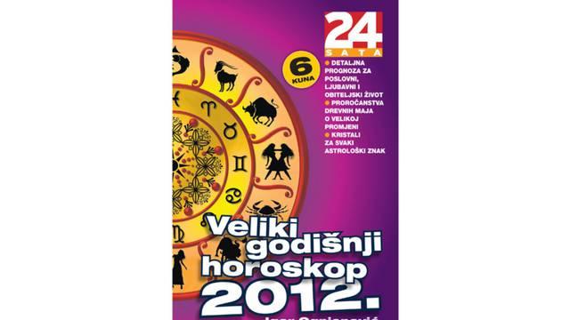 Ne propustite Veliki godišnji horoskop za 2012. godinu!