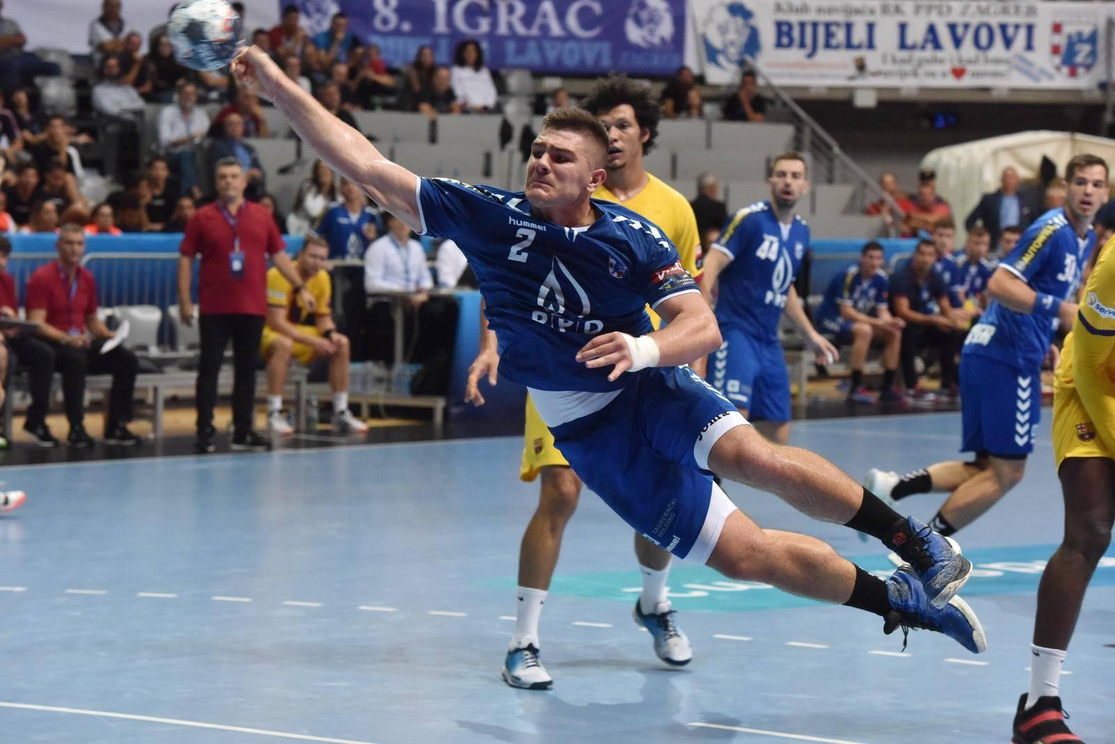 PPD Zagreb i Barcelona sastali se u 3. kolu EHF Lige prvaka