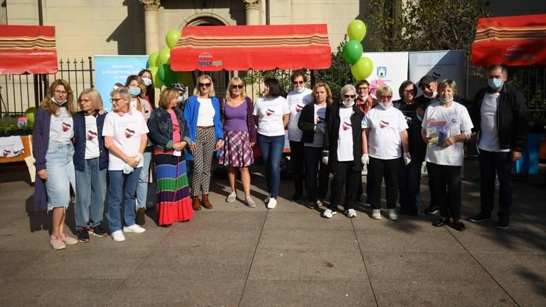Volonteri palijativne skrbi organizirali akciju Začin ljubavi