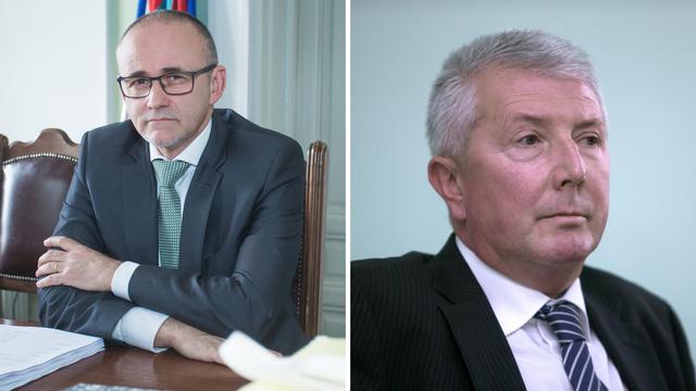 Suspendirani osječki suci Krušlin i Vekić ne smatraju se krivima