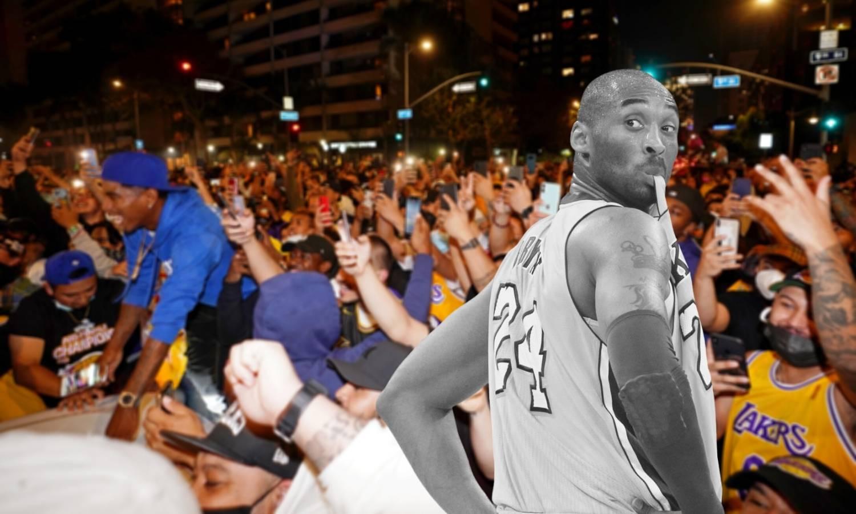 'Kobe, Kobe!' LA je zazivao ime legende, Vanessa poručila: Eh, da barem on i Gigi mogu biti tu