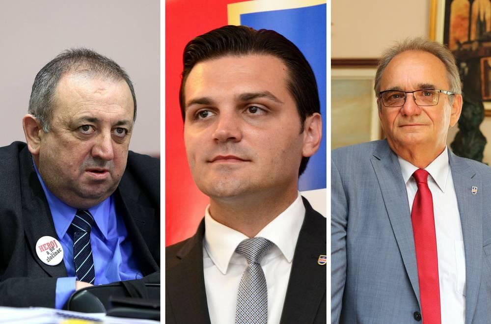 Burić traži izbore, Vulin kaže: Ja i Glavaš nismo suspendirani