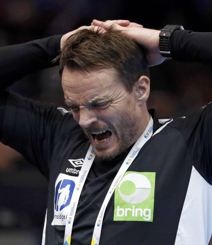 Men's Handball - Croatia v Norway - 2017 Men's World Championship Semi-Finals