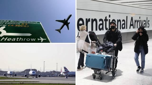 Osam aviona sletjelo, a putnici nisu izašli: 'Sumnjaju na virus'