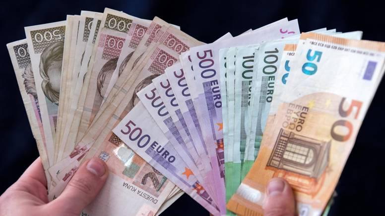 Kako će izgledati uvođenje eura u Hrvatskoj? Prva dva tjedna koristit će se obje valute