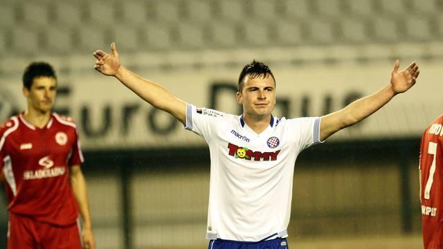 Milić: Bio sam sretan što smo izvukli Dinamo, ne znam zašto