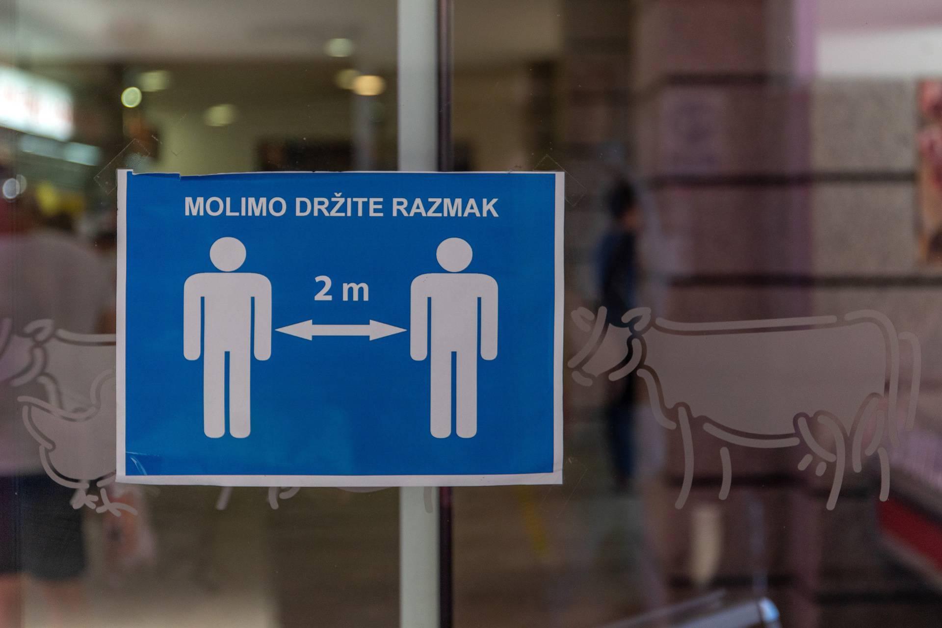 Pula: Građani se sve manje pridržavaju mjera opreza