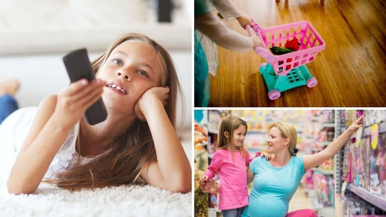 Mali potrošači: 'Djeca već u dobi od 18 mjeseci raspoznaju etikete različitih brendova'