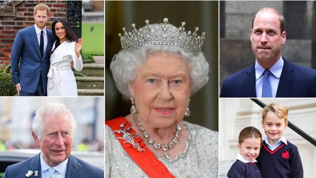 Red za krunu: Harry je tek šesti u poretku, a Lilibet može biti i kraljica i predsjednica Amerike