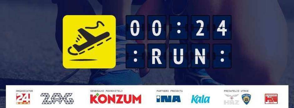 Spektakularna utrka 00:24Run rasprodana u rekordnom roku!