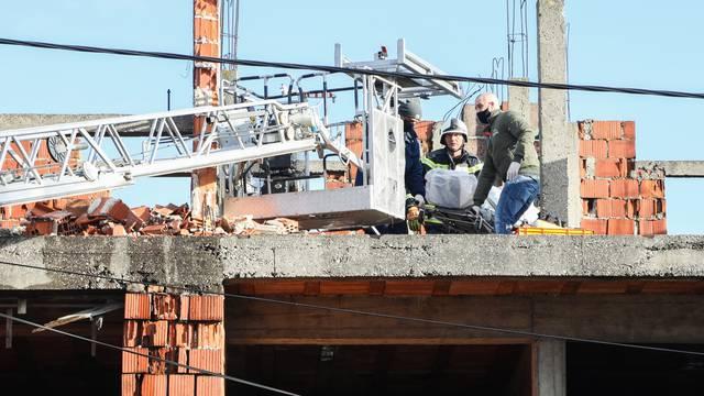 U Sisku poginuo muškarac tijekom radova na kući