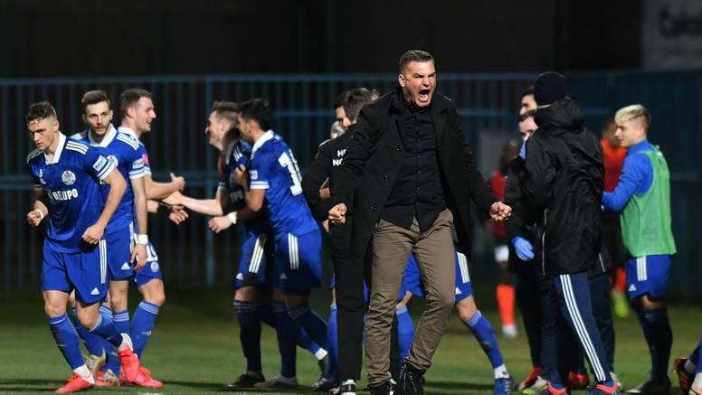 Tri gola u četiri minute: Šibenik i Slaven remizirali u Koprivnici