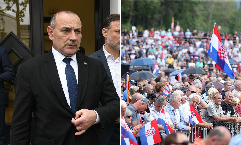 Medved: 'Komemoracija će se s Bleiburga preseliti na Mirogoj'