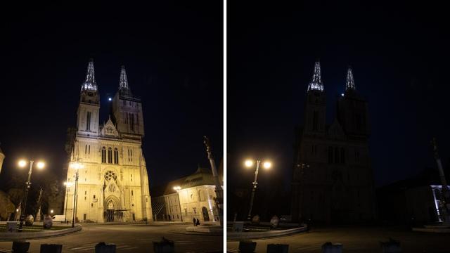 'Sat za planet Zemlju': Gradovi diljem svijeta ugasili svjetla
