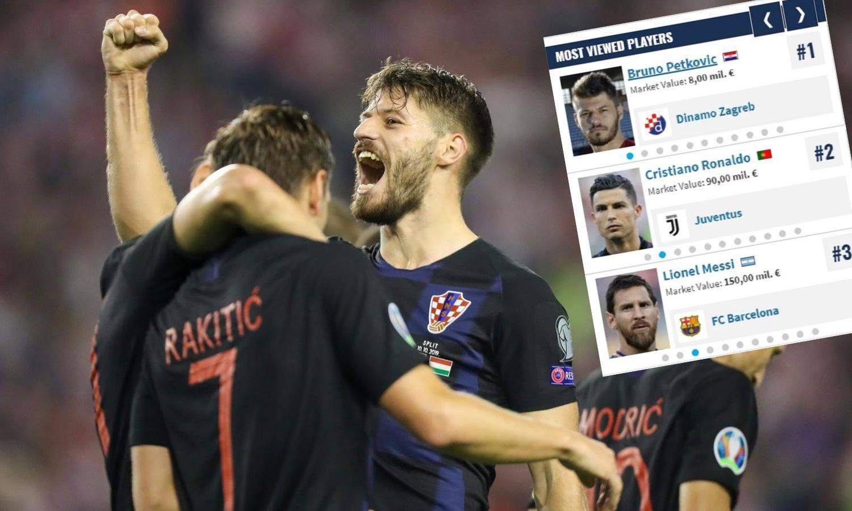 Ispred CR-a i Messija: Petković najtraženiji na Transfermarktu
