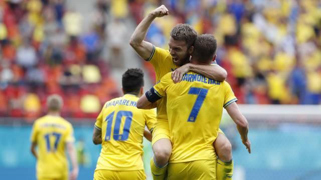 Euro 2020 - Group C - Ukraine v North Macedonia