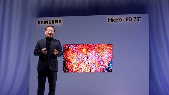 To je budućnost:  Samsungov televizor može mijenjati oblik