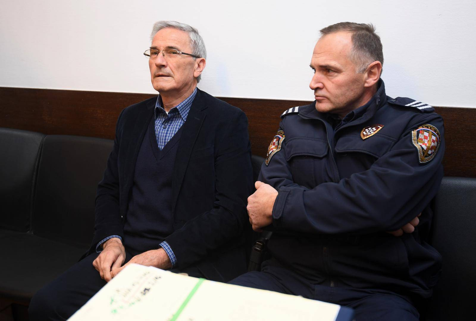 Dane Lukajić dobio šest godina zatvora: Mučio i tukao vojnike