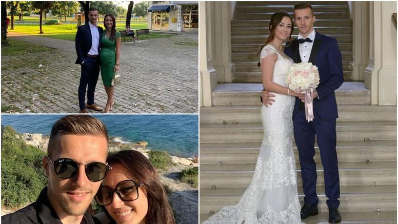 Mislav Oršić i supruga Suzana znaju se još iz srednjoškolskih dana, a zajedno imaju i dva sina