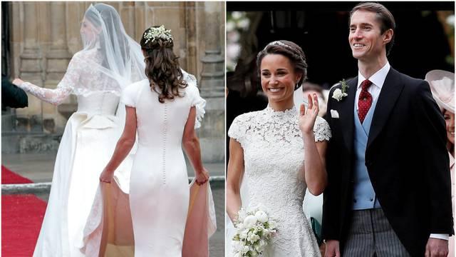 O guzi seke Middleton pričalo se danima, udala se za milijardera
