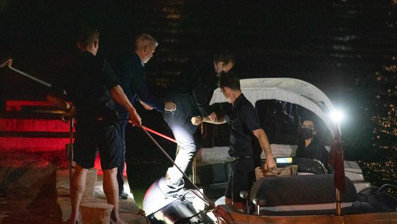 Ekskluzivne fotografije: Pjevač U2 Bono Vox stigao u Dubrovnik