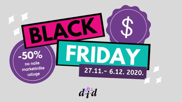 Obrtnici i poduzetnici pozor: Evo Black Friday popusta i za vas!