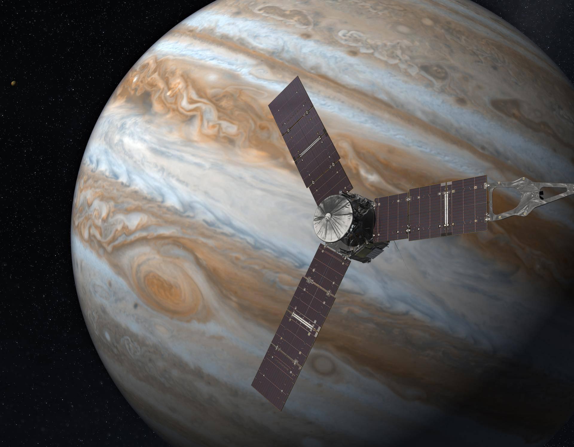 Najbrža svemirska sonda: Juno će razotkriti što skriva Jupiter