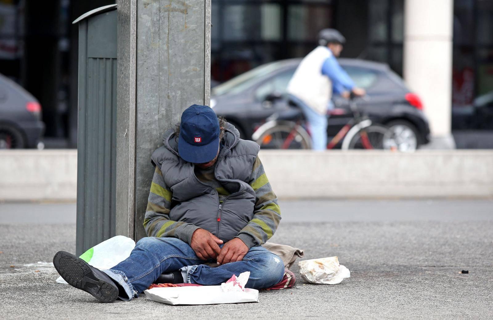 Beskućnici bez vode i sapuna: 'Kamo da pođu takvi sada?'