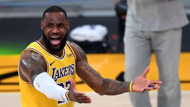 LeBron srušio NBA rekord: Ne znam koliko dugo ću još igrati