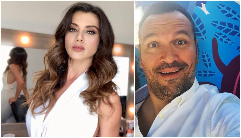 Tursku glumicu muž zatekao u 'vrućem' klinču sa svojim ocem