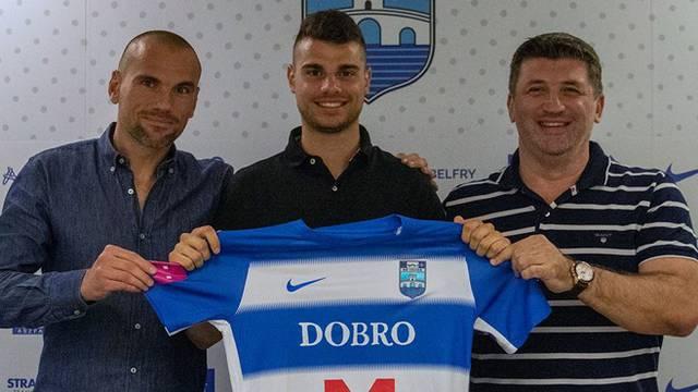 Osijek doveo igrača iz Nantesa, Mance je Skenderov napadač...